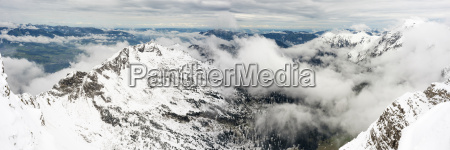 germany bavaria allgaeu allgaeu alps winter