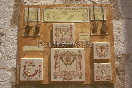 modern sun dial clocks for sale