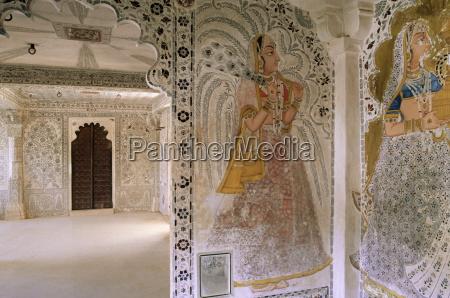 juna mahal old palace one of