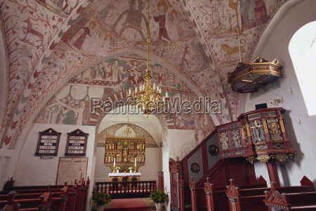 religioes kirche glaeubig europa daenemark horizontal