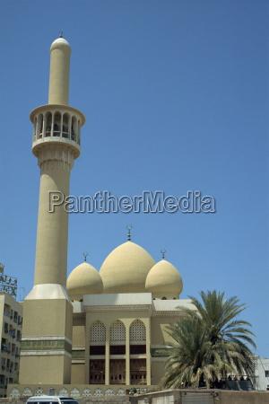 the ber dubai mosque dubai vereinigte