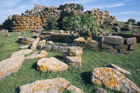 nuraghe santu antine near torralba also