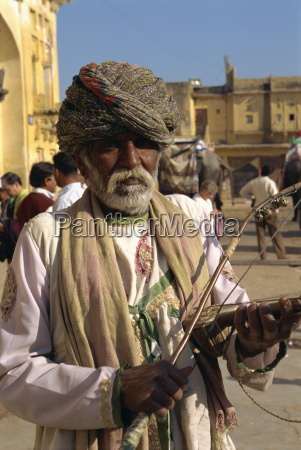 musician amber palace jaipur rajasthan state