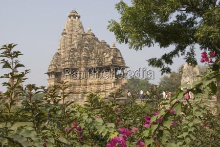lakshmana temple chandela temple dedicated to