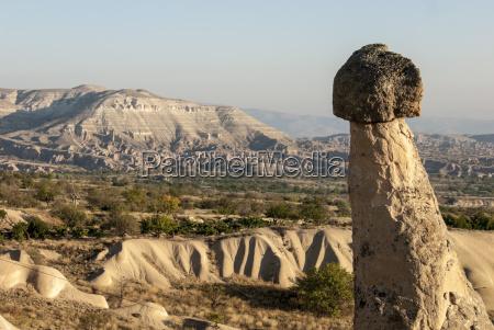 pinnacles of volcanic ash urgup unesco