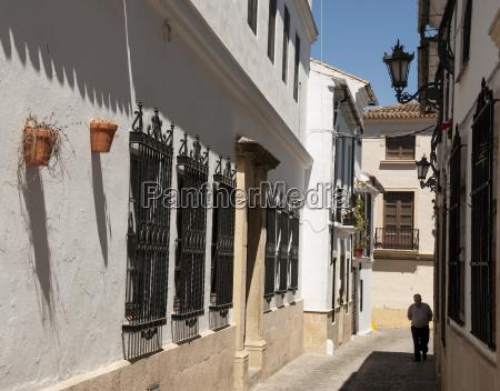 houses in old quarter ronda malaga