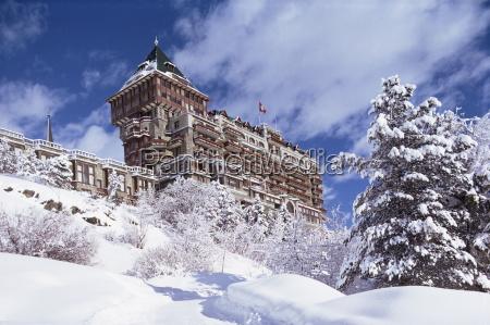 palace hotel st moritz switzerland europe