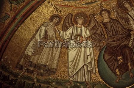 basilica di san vitale ravenna emilia