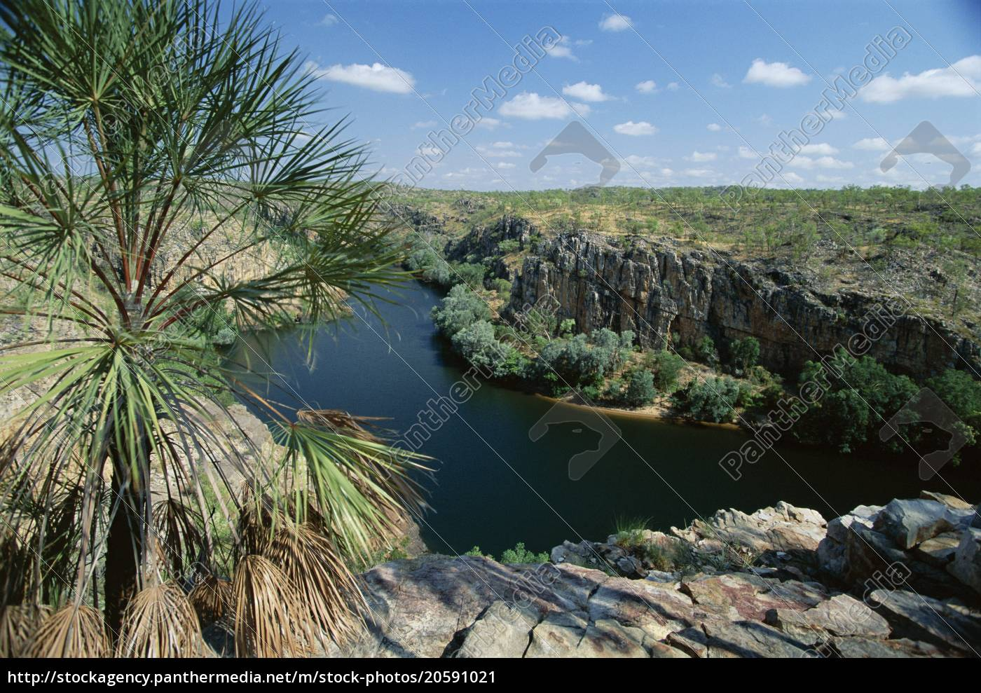 the, western, end, of, katherine, gorge - 20591021
