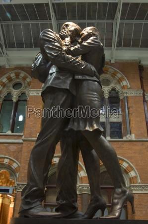 fahrt reisen kunst statue europa london