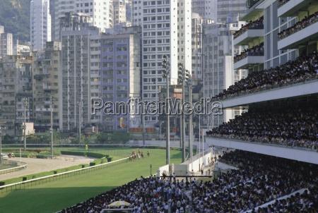 royal jockey club happy valley hongkong