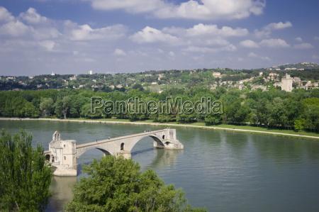the pont st benezet unesco world