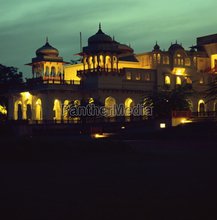 rambagh palace hotel formerly the maharajahs