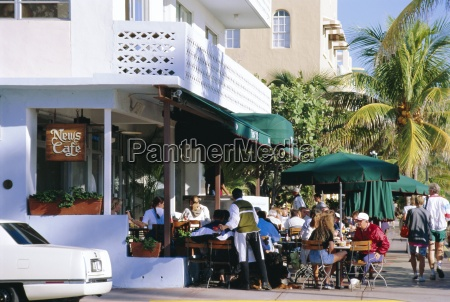 news cafe on ocean drive south