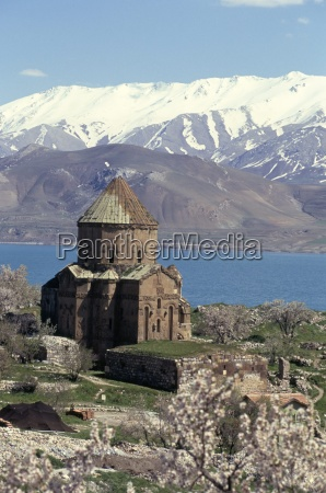 armenian church of holy cross akdamar