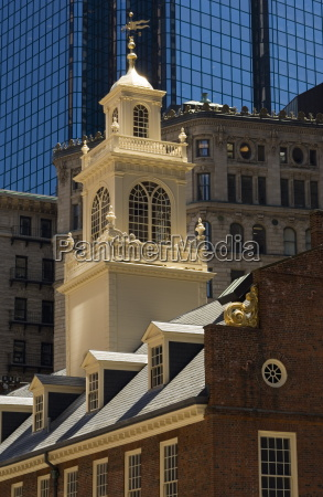 the old state house 1713 now