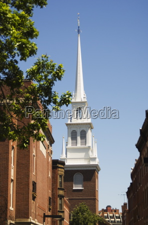 old north church north end boston