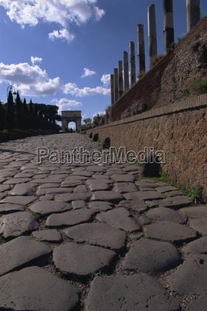 fahrt reisen europa rom roma vergangen