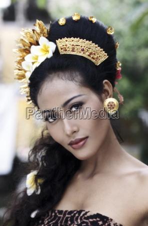 balinese girl bali indonesia southeast asia
