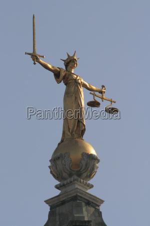 waagen der justiz zentralstrafgericht old bailey