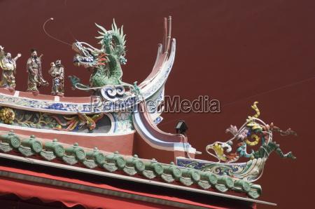 detail of the sian chai kang