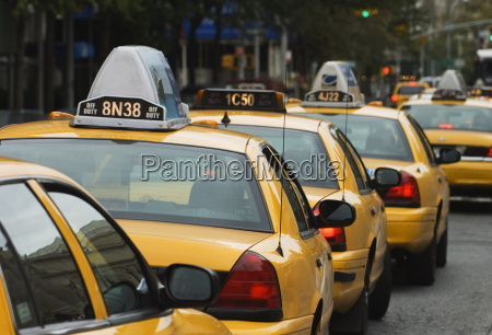 fahrt reisen verkehr verkehrswesen usa taxi