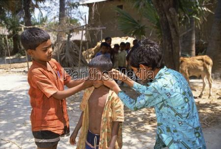 gesundheitserziehung in der schule bangladesch asien