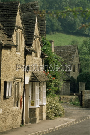 castle combe am brook tal wiltshire