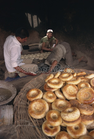 baker kashgar xinjiang province china asia