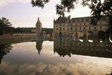 chateau de chenonceau touraine loire valley
