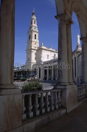 the christian basilica catholic pilgrimage centre