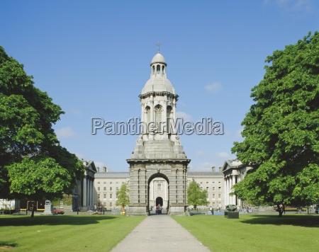 trinity college dublin county dublin republic