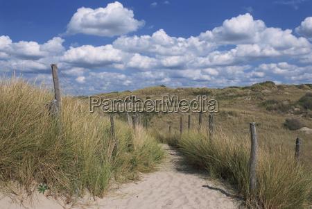 dunes le touquet nord pas de
