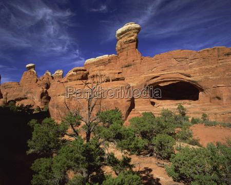 tower arch klondike bluffs arches national