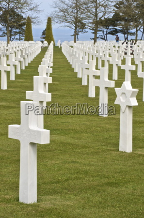american cemetery of the second world