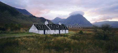 blackrock cottage rannoch moor glencoe glen