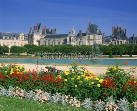 chateau de fontainebleau unesco world heritage