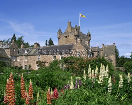 cawdor castle highlands scotland united kingdom