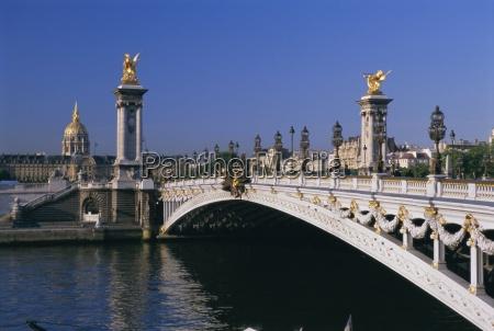alexander iii bridge over the seine