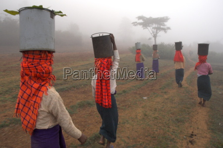 villagers of the pah oh minority