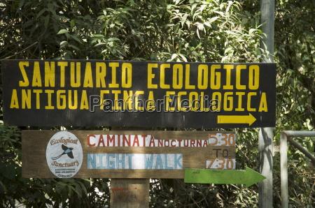 privates oeko reservat monteverde costa rica