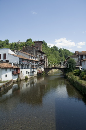 st jean pied de port basque