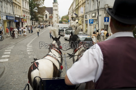 krakow cracow poland europe
