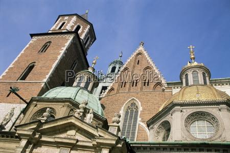 wawel cathedral krakow unesco world heritage