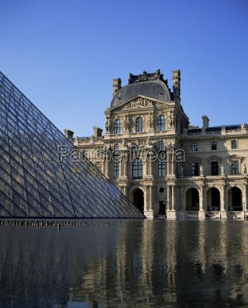 the louvre paris france europe