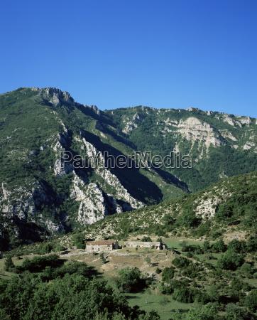 the grand canyon du verdon alpes