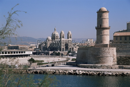 fort st jean and cathedrale de