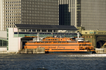 staten island ferry business district lower