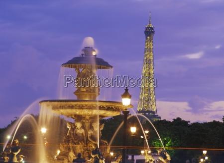 place de la concorde and the