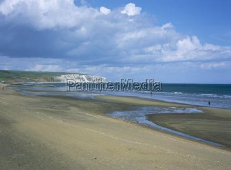 beach view to culver cliff sandown